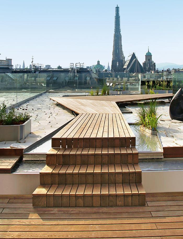 Wir planen und bauen Ihre Terrasse: exklusive Ausstattung nach Maß in Holz, hochwertig und dauerhaft