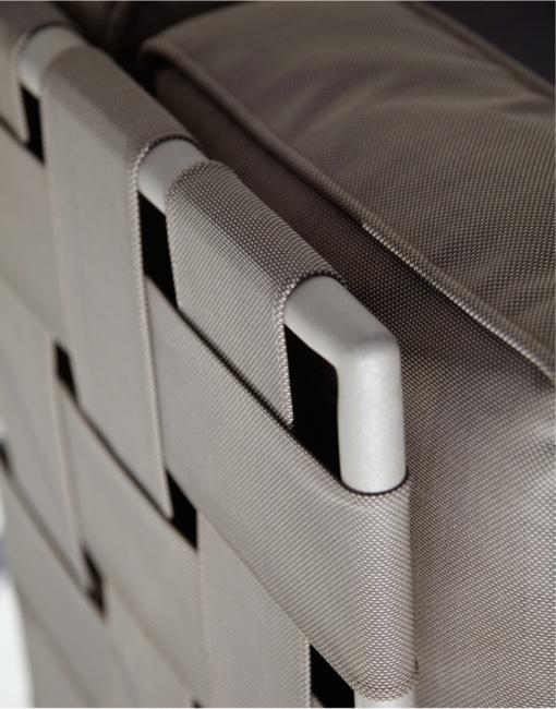 Conic Soft Touch –innovative Textilien für den Aussenbereich