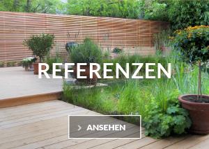 Referenzen – individuelle Lösungen für Garten, Terrasse, Wintergarten in Holz