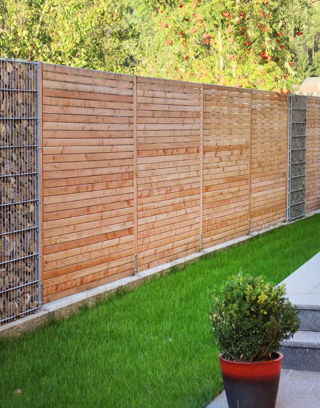 Sichtschutz Individuelle Losungen In Holz Exklusiv Vom