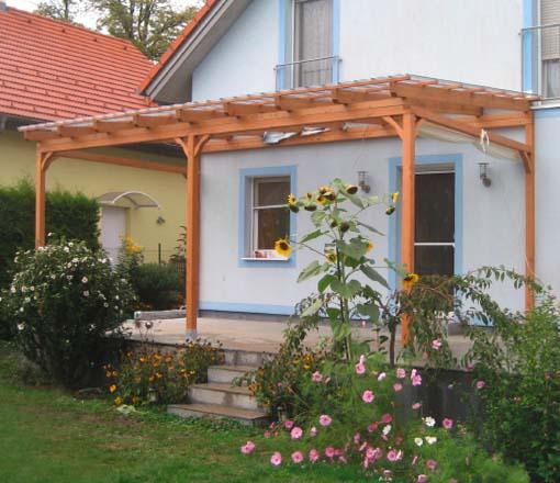 Terrassendach Larche Nach Mass Walli Ihr Gartentischler In No