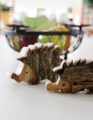 Deko und Wohnaccessoires aus Holz
