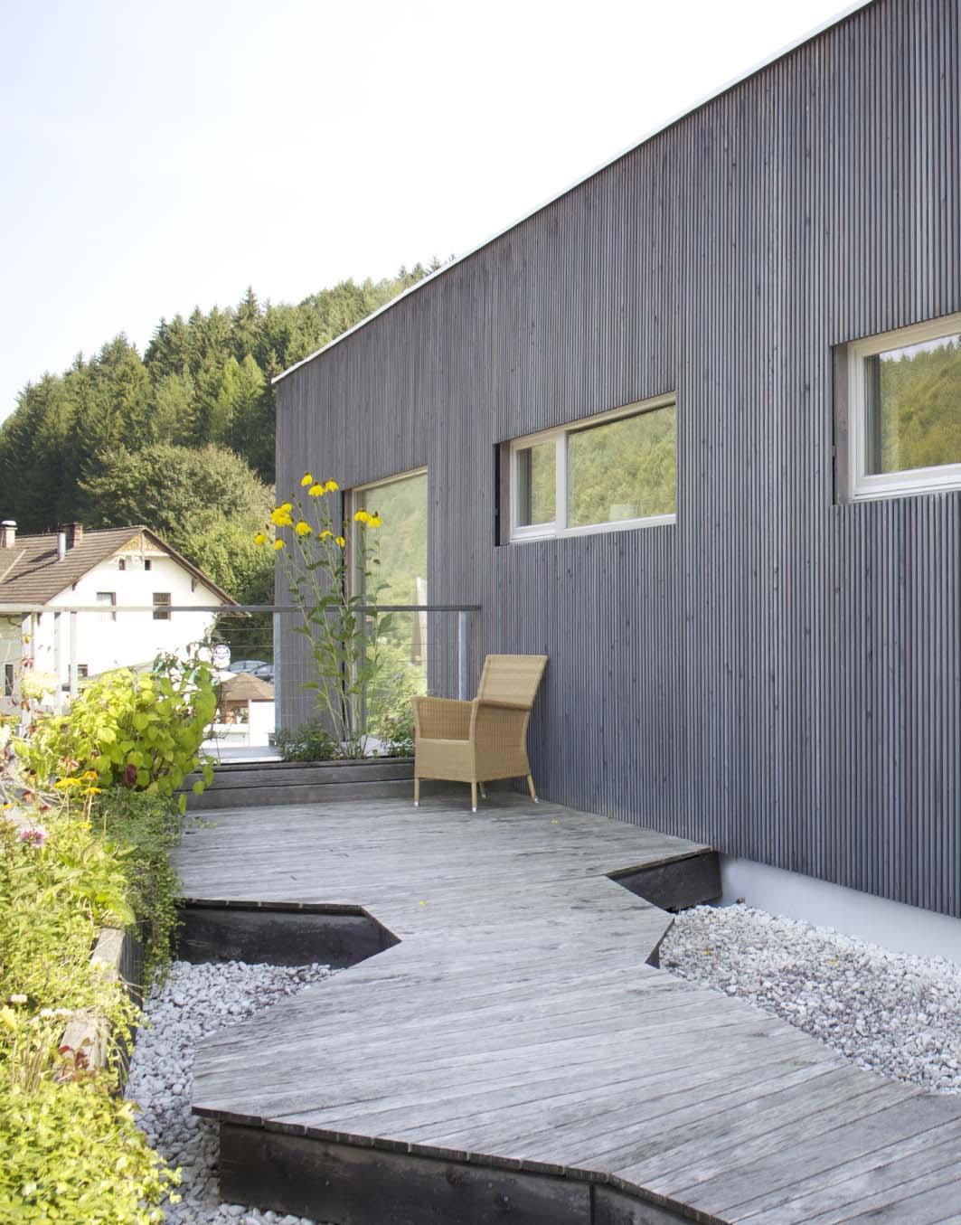 Holzfassade Stilvolle Verkleidung Für Ihr Gebäude Von Walli