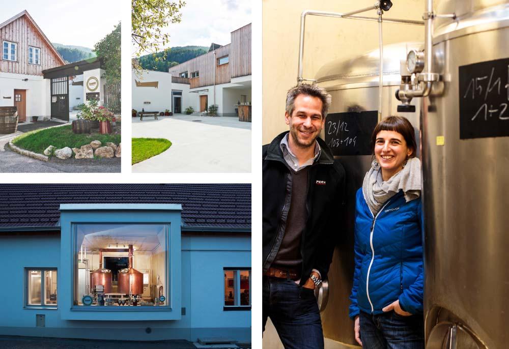 Wolfsbräu in Thernberg –gemeinsam beim Tag der offenen Tür mit WALI