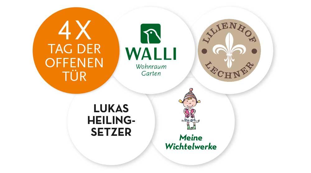 Tag der offenen Tür in Thernberg bei WALLI, Lilienhof, Heilingsetzer und Meine Wichtelwerke