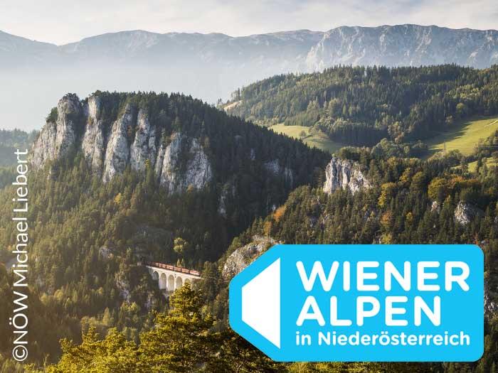 WALLI Kontakt Ausflugstipp Wiener Alpen in Niederösterreich