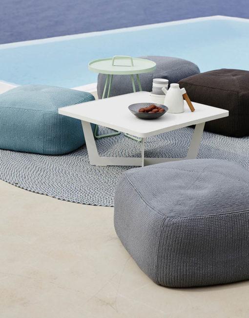 Divine Sitzkissen –moderner Look für Indoor und Outdoor