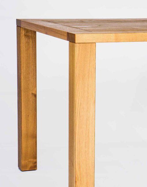 Pure Gartentisch - einfach schön, nachhaltig und ökologisch aus Vollholz vom Tischler WALLI