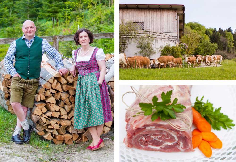 Lilienhof / Familie Lechner in Ofenbachgraben –unser Partner beim Tag der offenen Tür in der Gemeinde Thernberg
