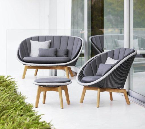 Peacock 2-Sitzer Sofa Weave