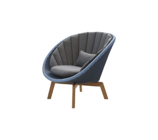 Peacock Loungesessel Weave