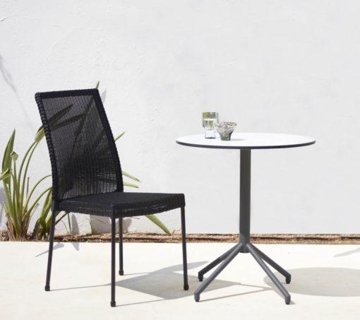 Newport Sessel ohne Armlehnen stapelbar