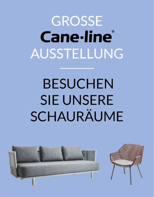 Cane-line Ausstellung