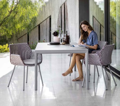 Vibe Sessel Geflecht