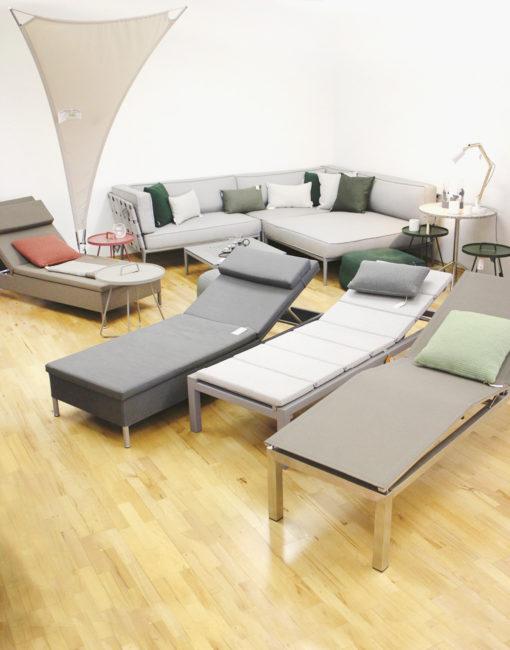 Cane-line Ausstellung: Sofa Conic, Liegen
