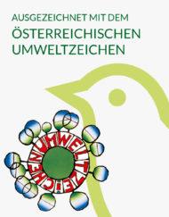 ökologische Gartenmöbel mit dem österreichischen Umweltzeichen